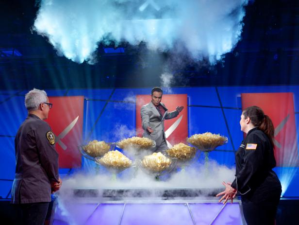 Vote for the Iron Chef America Episode You Want to Watch on TV