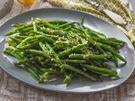 Zesty Lemon Green Beans