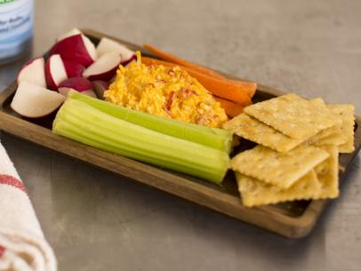 Pimento Cheese Queso With Toppings Bar Recipe Trisha