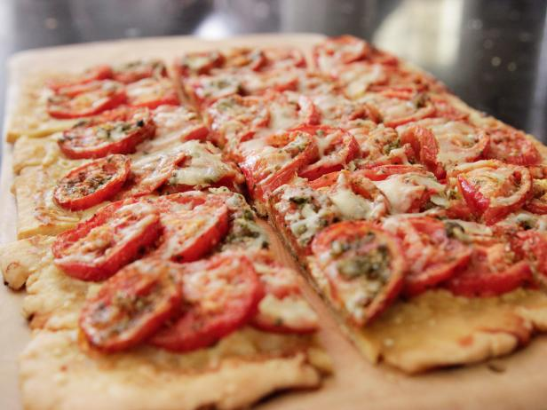 annas tomato tart - Food Network Com Barefoot Contessa Recipes