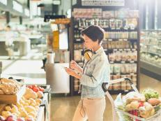A look into how technology is changing how we shop for food.