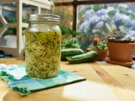Zucchini Pickled Noodles