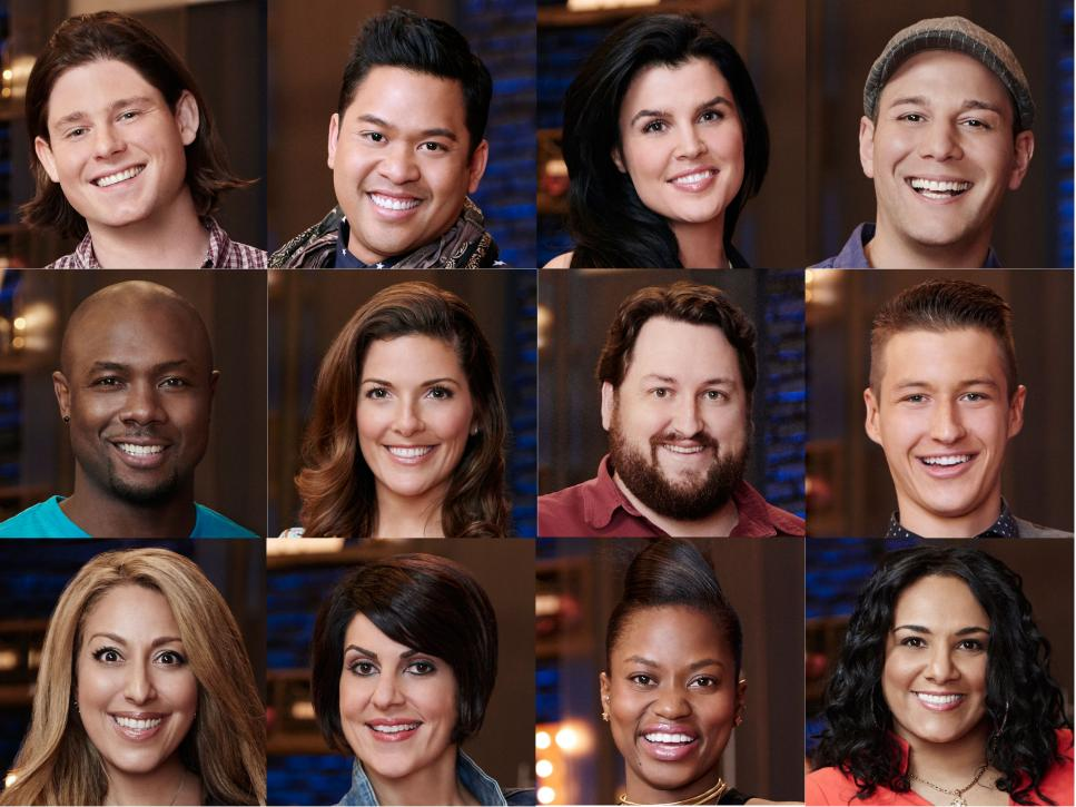 The Next Food Network Star meet the food network star, season 11 finalists | food network