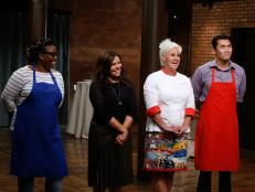 Get the exclusive interview with the Season 10 winner of Worst Cooks in America.