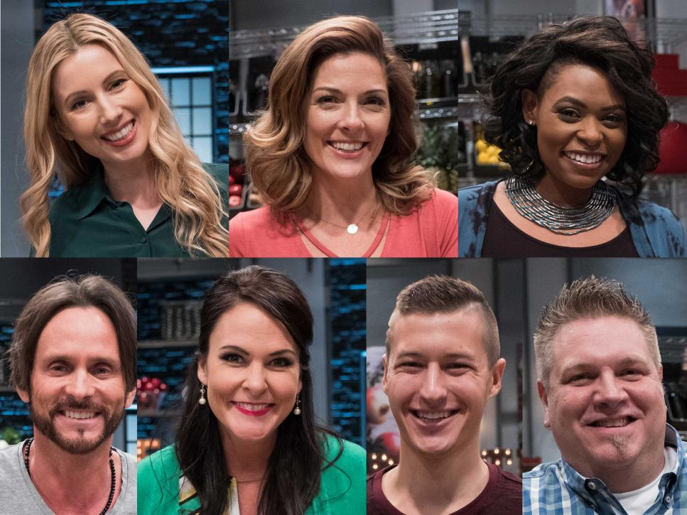 The Next Food Network Star meet the food network star, season 10 finalists | food network