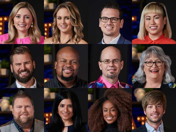 The Next Food Network Star meet the food network star, season 13 finalists | food network
