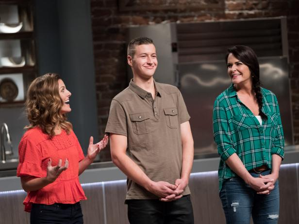 The Next Food Network Star one-on-one with the winner of comeback kitchen | food network star