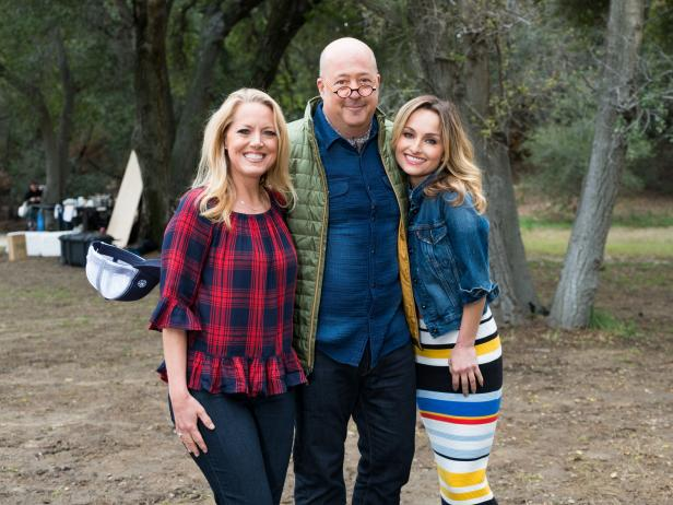 The Kitchen Food Network Cast what to watch: outdoor entertaining on the kitchen and elegant
