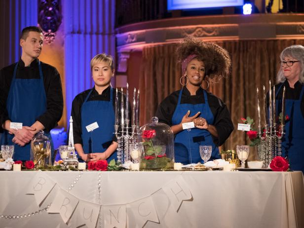 The Next Food Network Star food network star: one-on-one with the latest finalist to go home