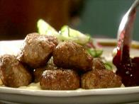 Lena's Swedish Meatballs with Lingonberry Sauce