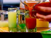 "3-Shot Cocktail (""Bandera and Sangrita"")"