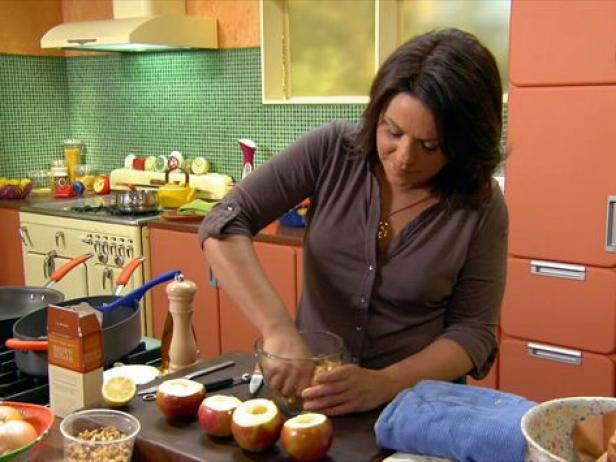 The Kitchen Show Stuffed Apples Recipe
