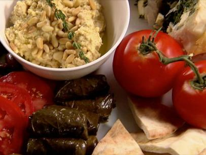 Greek platter recipe ina garten food network Ina garten appetizer platter