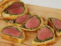 Holiday Beef Wellington