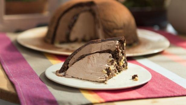 Food Network Brownie Bombe