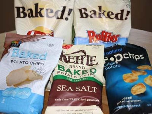 The Baked Chip Taste-Test Contenders