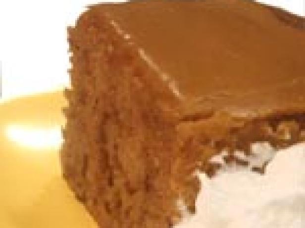sticky date pudding photo