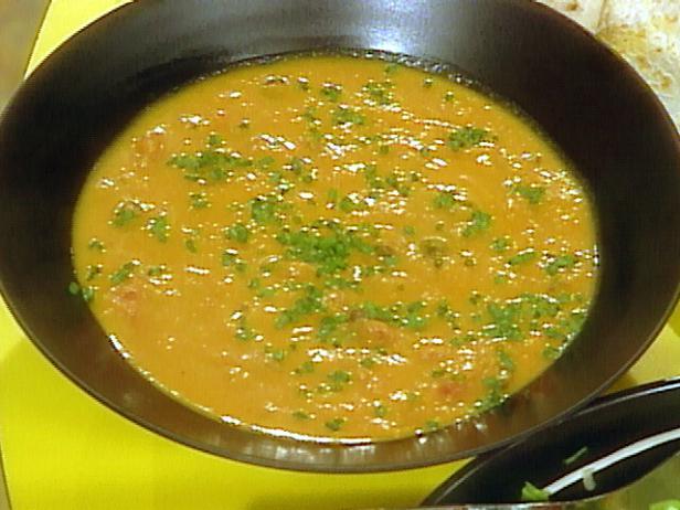 Pumpkin soup recipes food network food network pumpkin and black bean soup forumfinder Choice Image
