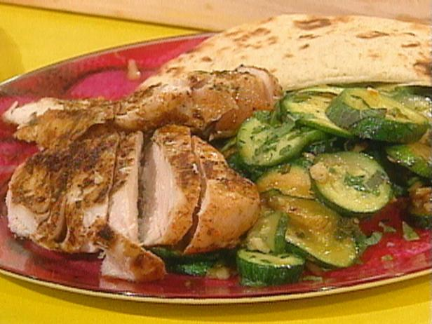 Israeli spice chicken recipe rachael ray food network israeli spice chicken forumfinder
