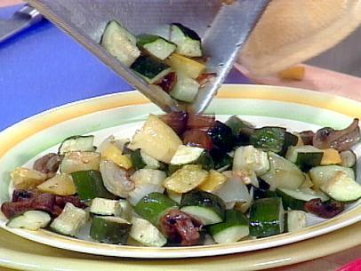 Zucchini And Summer Squash Casserole Food Network