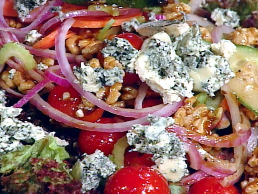 Simple Balsamic Vinaigrette Recipe Food Network