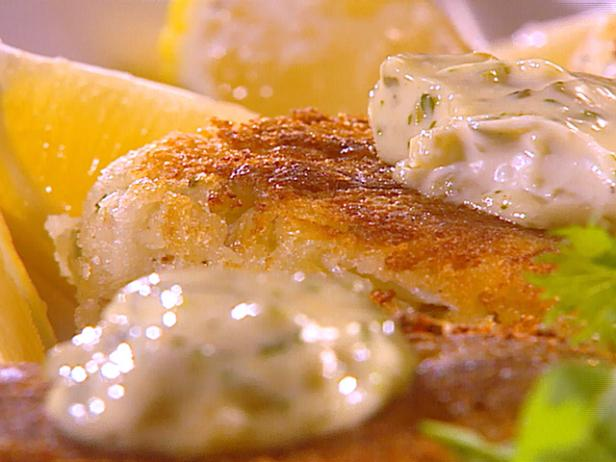 The Ultimate Crab Cakes with Remoulade