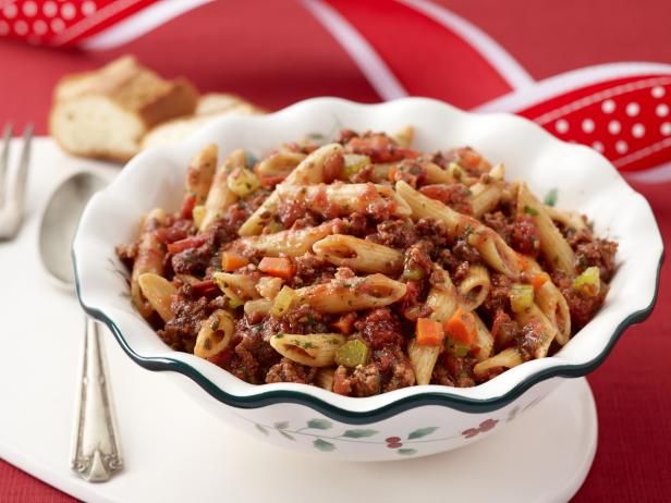 Meaty christmas pasta recipe christmas pasta forumfinder Image collections