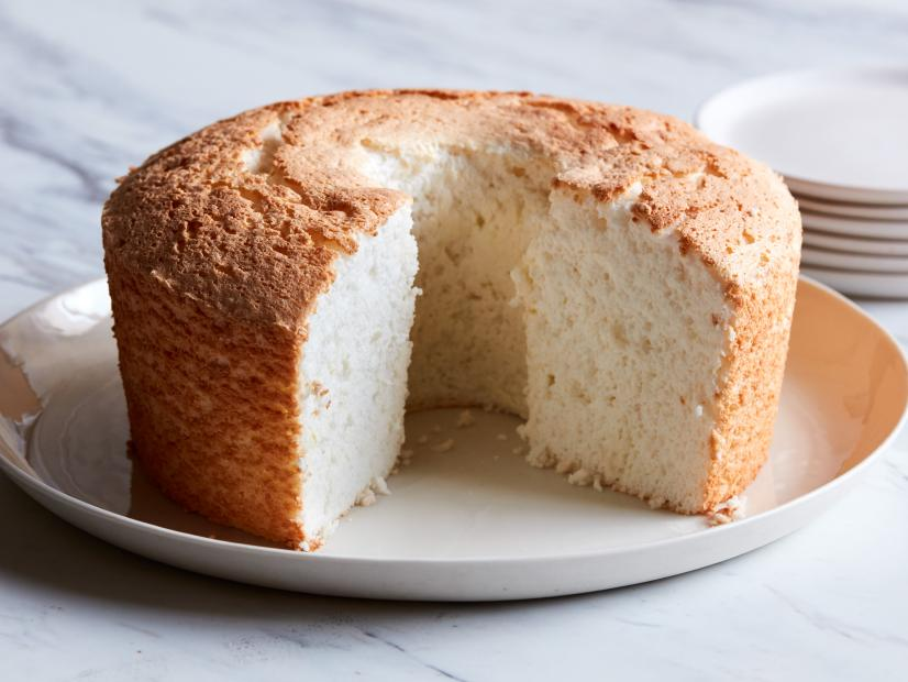 Mini Angel Food Cake