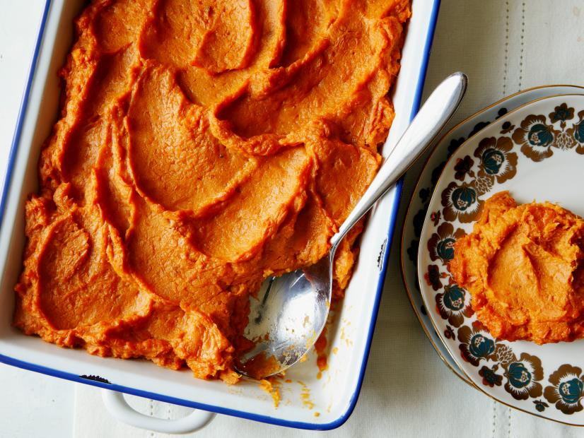 Smashed Sweet Potatoes Recipe Ina Garten Food Network