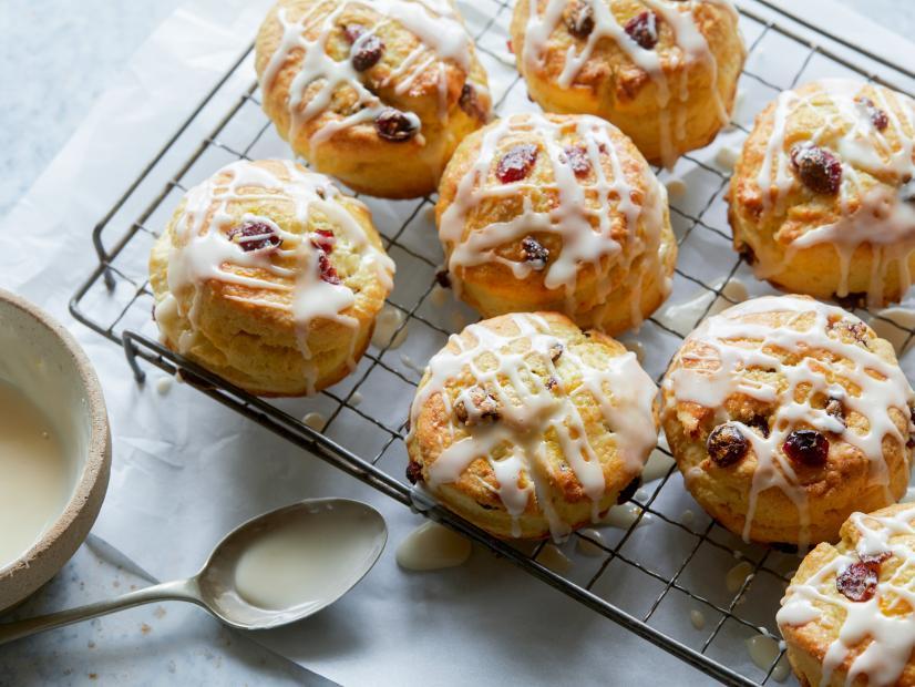 Cranberry Orange Scones Recipe Ina Garten Food Network