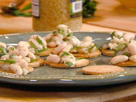 Quick Fix Crostini with White Beans