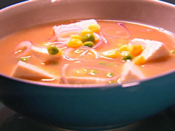 Miso and Corn Soup
