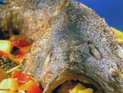 Fried Rock Fish Recipe Food Network