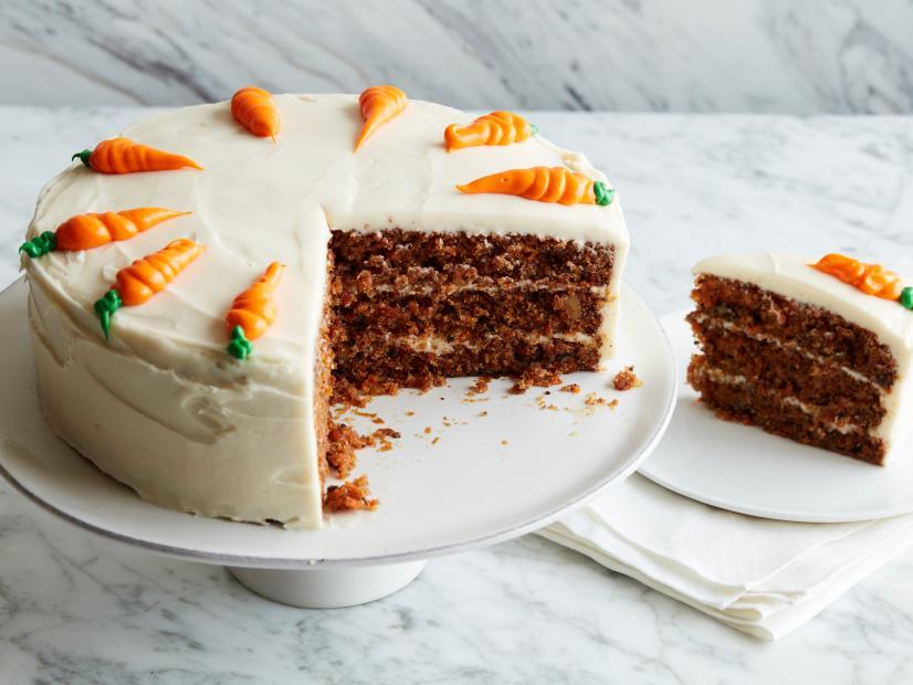 Carrot Cake Food Network Magazine