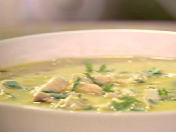 Lemon chicken soup recipe sandra lee food network lemon chicken soup forumfinder Image collections