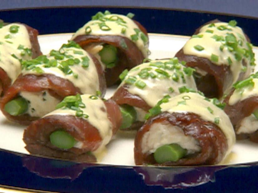 Venison Oscar Recipe Robert Irvine Food Network