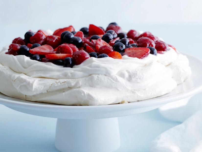Mixed Berry Pavlova Recipe Ina Garten Food Network