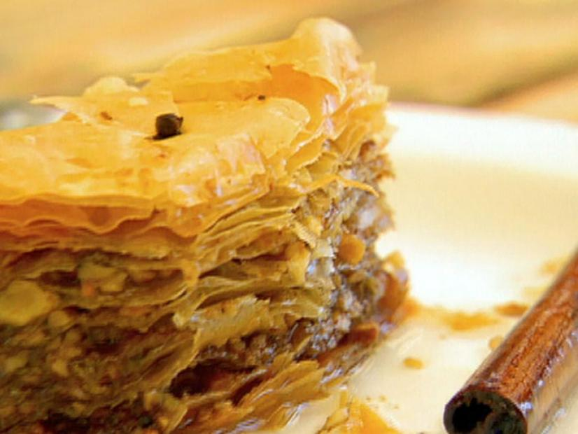 Baklava Recipe Food Network
