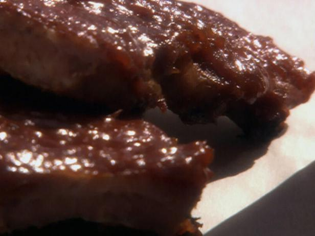 Tamarind Glazed Baby Back Ribs