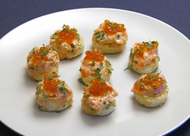 Salmon Wellington Recipe   Robert Irvine   Food Network
