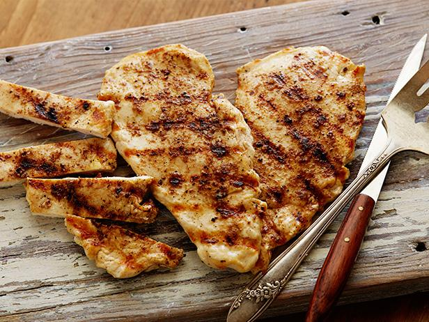 Cumin Grilled Chicken Breasts