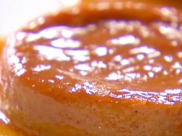 Food Network Pumpkin Flan Recipe