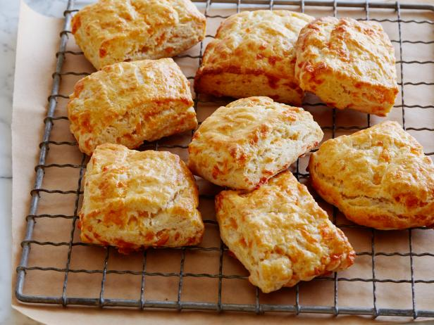 Ina's Buttermilk Cheddar Biscuits — Most Popular Pin of the Week