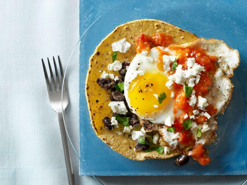 Huevos Rancheros Recipe Sunny Anderson Food Network