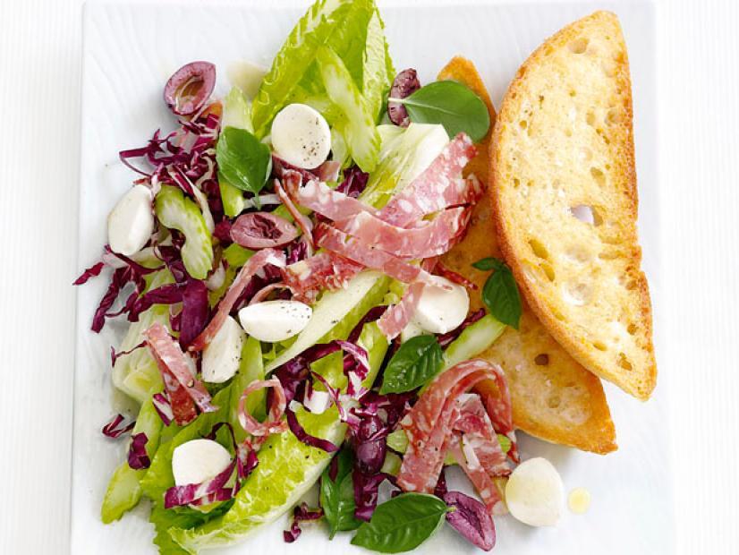 Antipasti dinner salad recipe food network kitchen food network forumfinder Gallery