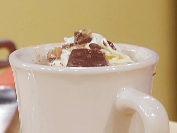 Toffee Hot Chocolate