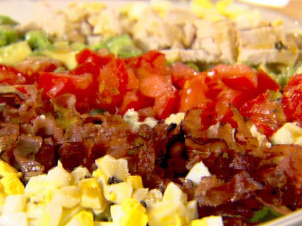 Cobb salad recipe ellie krieger food network cobb salad forumfinder Image collections