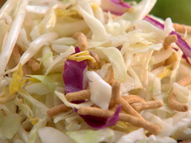 Asian slaw recipe sandra lee food network asian slaw forumfinder Choice Image