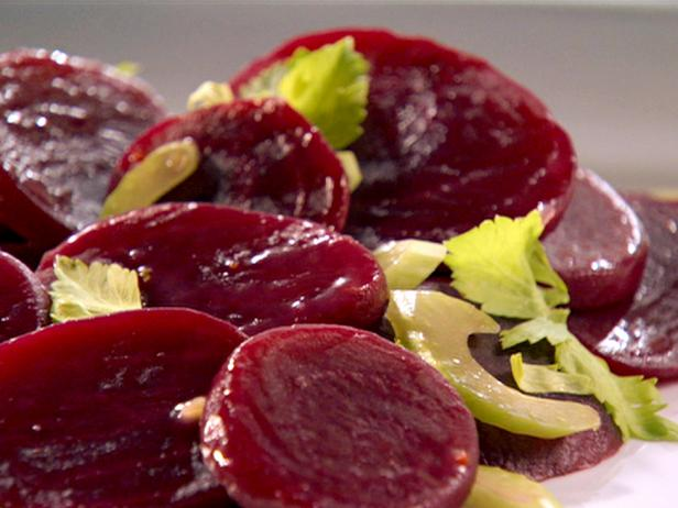 Beet and Celery Salad