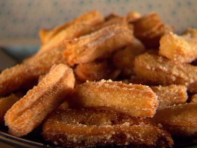 Mexican Crullers Churros Recipe Daisy Martinez Food